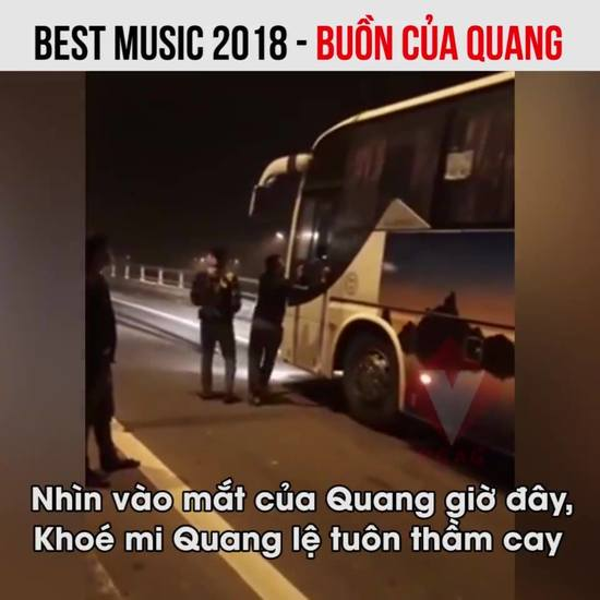 Best music 2018 - Buồn của Quang